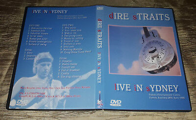 Dire Straits - Live Sydney 86 (2 DVDs) SPECIAL FAN EDITION