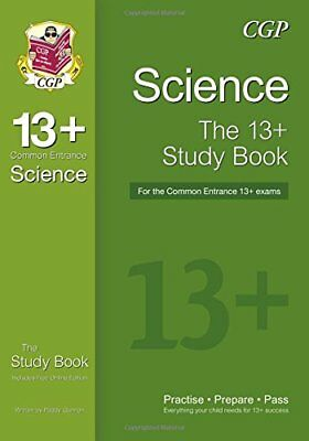 The 13+ Science Study Book for the Common Entrance Exams (with online edition)
