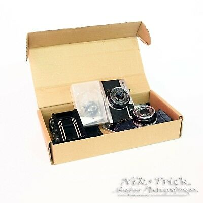 Olympus Trip 35 ~ Lucky Dip Box of Spare Parts and Parts Camera