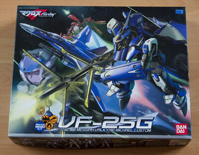 Macross Frontier VF-25G 1/72 Messiah Valkyrie Michael Custom Plastic Kit NEU