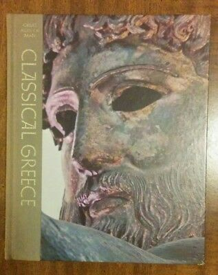 Time Life Great Ages Of Man Classical Greece
