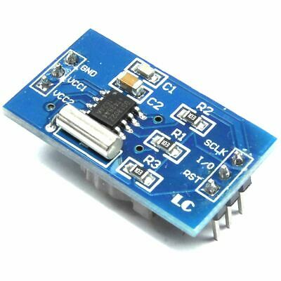 LC Technology DS1302 Real Time Clock Module Arduino RTC 3 wire Flux Workshop