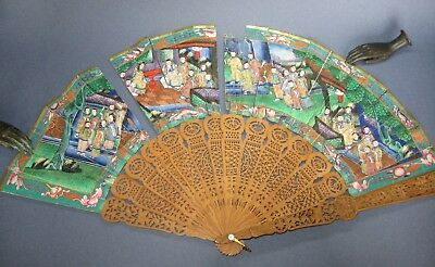 Chinese Japanese fan for restoration