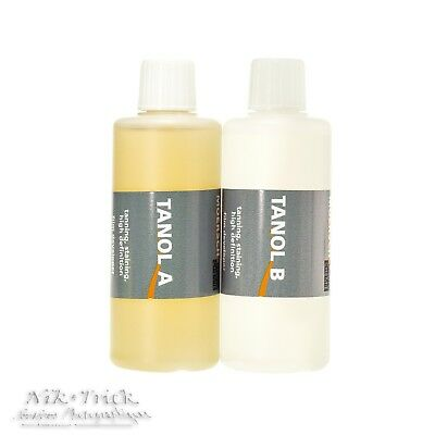 MOERSCH Tanol 200ml (2x100ml) Staining Developer in Concentrate for 10 litres