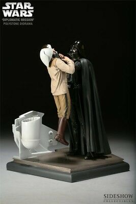 Sideshow Star Wars Darth Vader Diplomatic Mission Episode IV: A New Hope Diorama