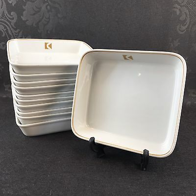1 Of 11 Canadian Pacific Airline CP Air Serving Dishes Plate Vintage Advertising