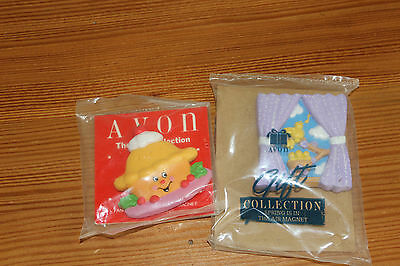 *NEW* AVON GIFT COLLECTION MAGNETs Vintage You get TWO Magnets LOOK!