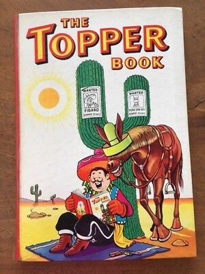 The Topper Book 1961, vintage annual