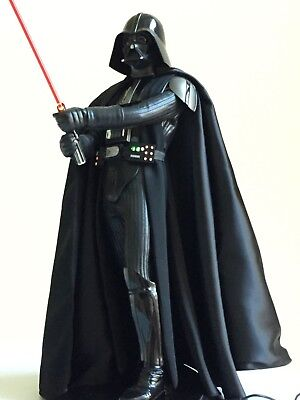Sideshow Premium Format Star Wars Darth Vader Statue Figure Artist Proof