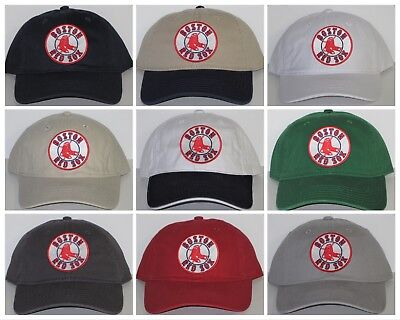 Boston Red Sox Polo Style Cap ✨Hat ✨CLASSIC MLB PATCH/LOGO ✨10 Colors ✨NEW ~R