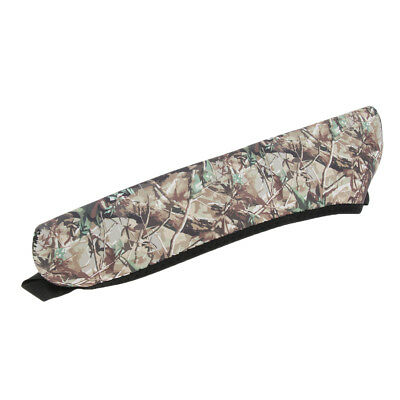 Spotting Scope Camouflage Soft Bag Black Red Carry Case Protector Cloth