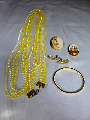 LOT of BEAUTIFUL ANTIQUE & VINTAGE JEWELRY!