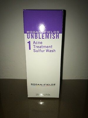 Rodan And Fields Unblemish Sulfur Wash