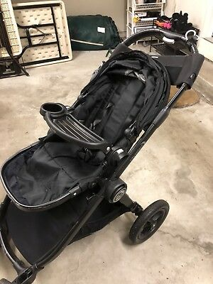 Baby Jogger 2008340 - City Select Lux Stroller - Black includes all accessories