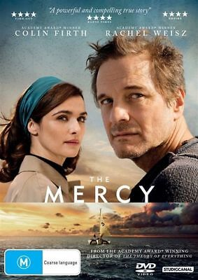 The Mercy Dvd, New & Sealed, 2018 Release, Region 4, Free Post