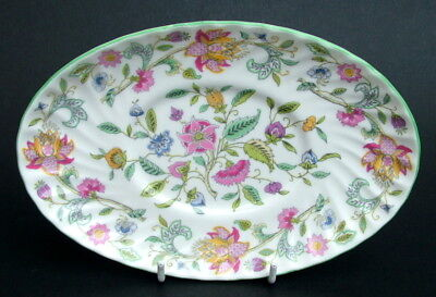 1990's Minton Haddon Hall B1451 Pattern Gravy Sauce Boat Stand Only Looks in VGC