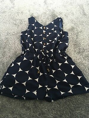 Girls Stunning Playsuit From Next Age 5 Years