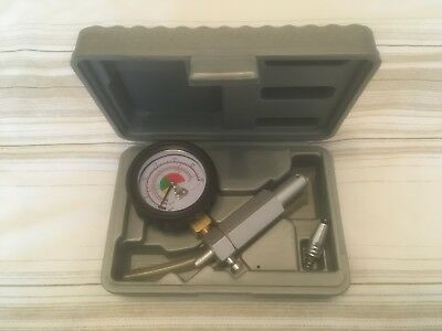 Kart Carb Pressure Tester perfect condition