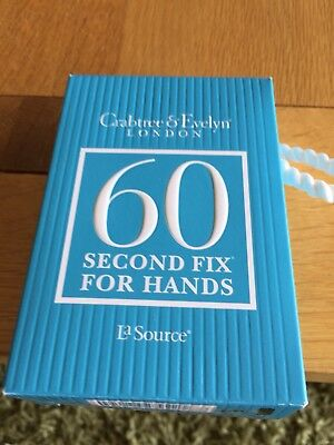 crabtree and evelyn 60 Second Fix For Hands Bnwt Unopened