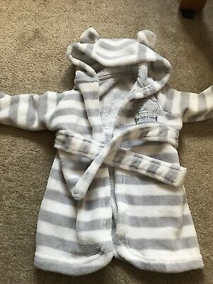 Baby's Tatty Teddy Dressing Gown 6-9 Months