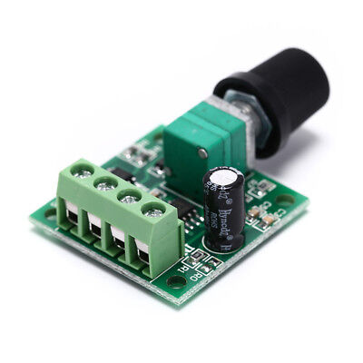 1Pc x DC 1.8V 3V 5V 6V 12V 2A Low Voltage Motor Speed Controller PWM YNW