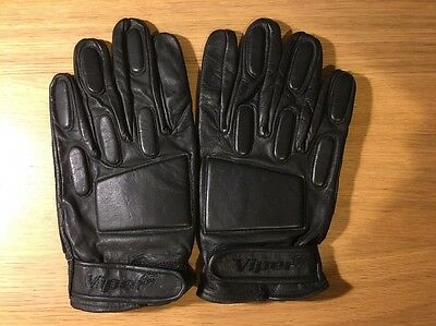 Viper Tactical Gloves in Black, Size Small