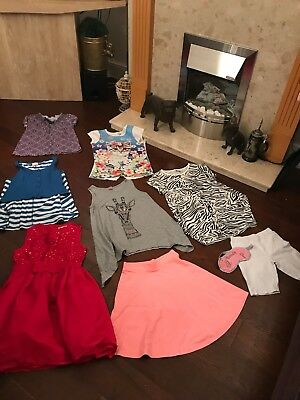 Girls Bundle Of Clothes. Size:10/11 Years Old. Next, Bluezoo, Lovely Bargain.