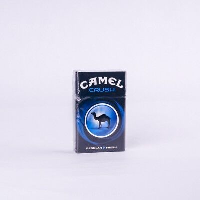 Brand New Unopened Camel Crush's Pack!