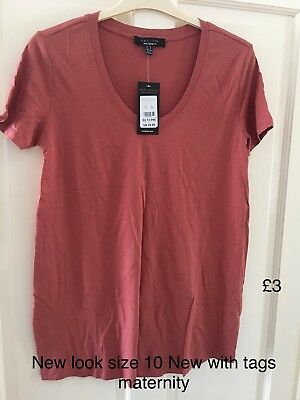 maternity clothes size 10 New Look New With Tags
