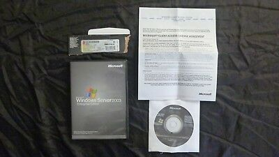 Microsoft Windows Server 2003 Enterprise Edition with 25 Client Access Licenses