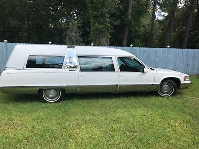 1996 Cadillac Other S&S Masterpiece 1996 Cadillac Hearse