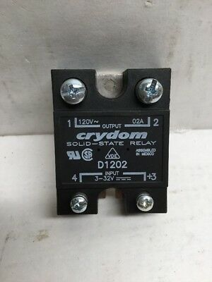 Crydom Solid State Relay D1202