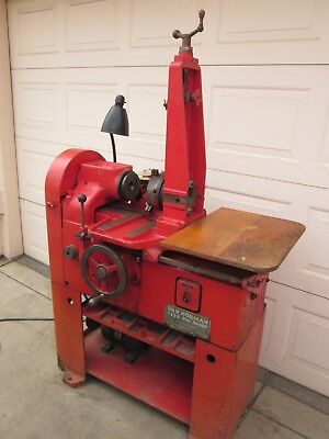 Van Norman 232 Pin Shop/rod Boring Machine