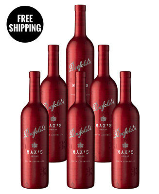 Penfolds Max's Shiraz 2015 (6 Bottles)
