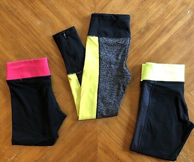 Victoria's Secret / PINK Athketic Leggings Mixed Lot Yoga