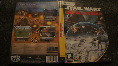 Star Wars - Empire at War PC with Forces of Corruption Expansion Complete