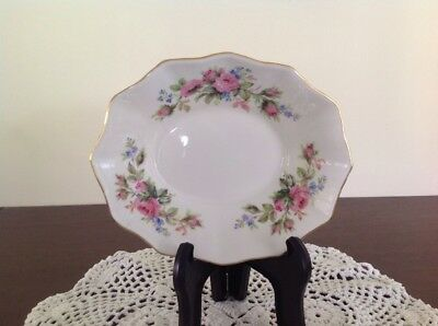 Royal Albert Moss Rose Oval Sweet Meat Dish