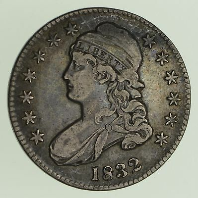1832 Capped Bust Half Dollar - Circulated *0435