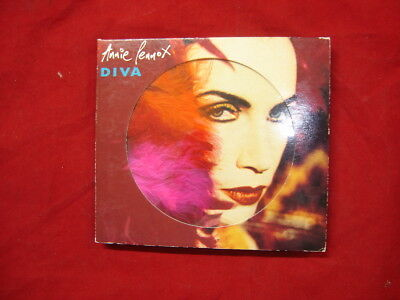Annie Lennox ~ Diva  1992 Us Limited Edition 2 Cd (Incl. Interview Disc)