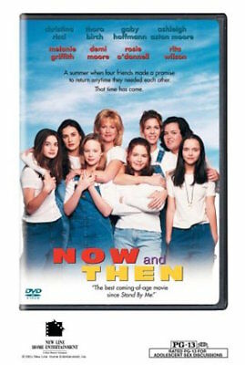 Now And Then Dvd - Single Disc Edition - New Unopened - Demi Moore