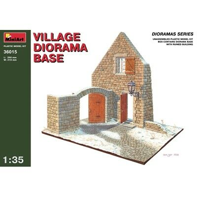 Miniart #36015 1/35 Village Diorama Base