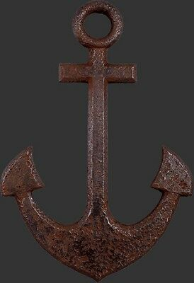 Anchor Rustic Iron Finish