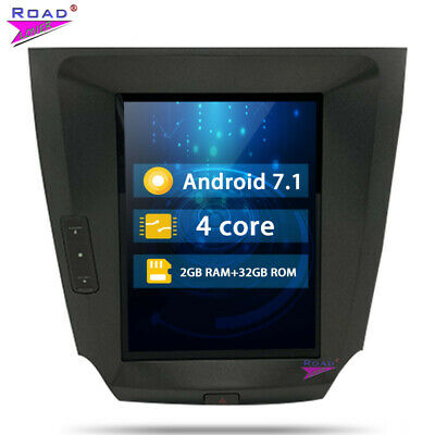 10.4'' Vertical screen Android Car GPS Stereo NAVI For Lexus IS250 IS300 IS350