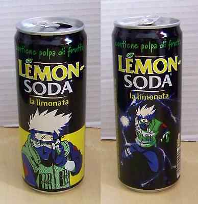 Lattina Lemonsoda - limited edition Naruto 2013 - Kakashi