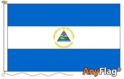 Nicaragua Custom Made To Order Various Flag Sizes