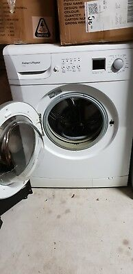 Fisher and Paykel WH70F60WV1 7Kg Front Load Washing Machine