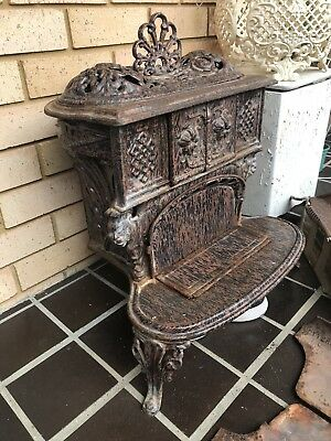 "Antique Metters ""THE QUEEN"" stove  no.7 Australian made"