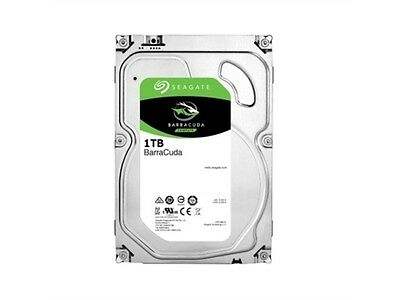 Seagate ST1000DM010 1TB SATA III 6Gb/s 64MB 3.5inch BarraCuda *Refurbished*