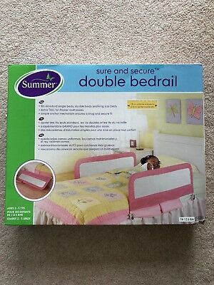 Summer - Sure And Secure Double Bedrail