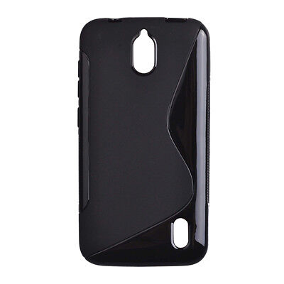 Silicone Case Soft Flexible TPU S Line Case Cover Protective Case (S) With H2I3